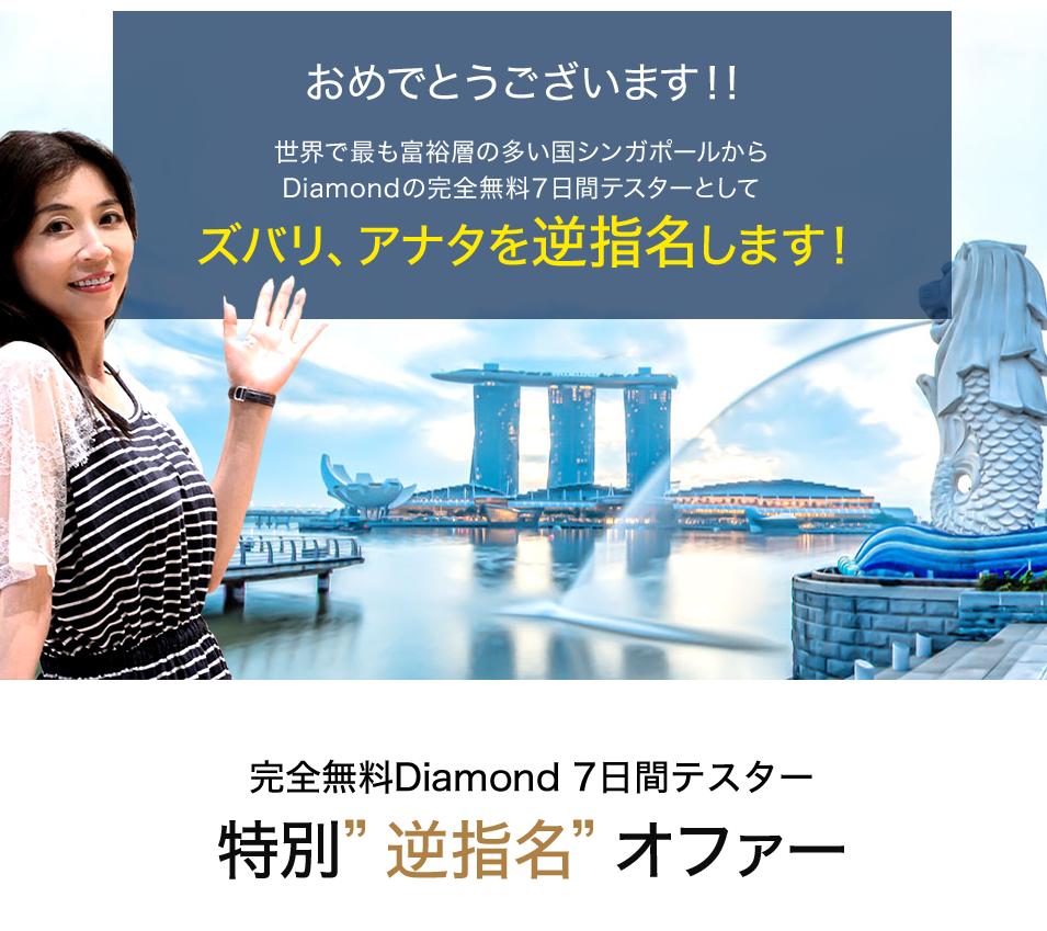 ダイヤモンド(Diamond)